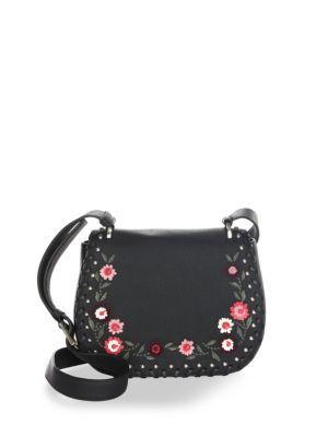 f6259e4778 KATE SPADE Tressa Floral Leather Shoulder Bag.  katespade  bags  shoulder  bags  leather