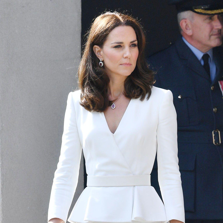 Kate Middleton's 9 Best Little White Dresses of Summer ...