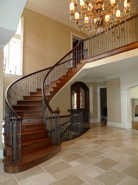 Best Hand Scraped Staircase Traditional Staircase Transform 400 x 300