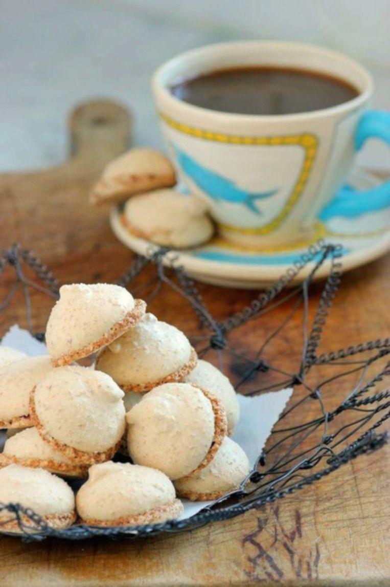 Italian Amaretti Cookies (gluten free)