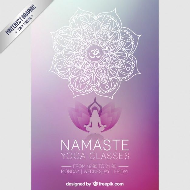 More than a million free vectors, PSD, photos and free icons - yoga flyer