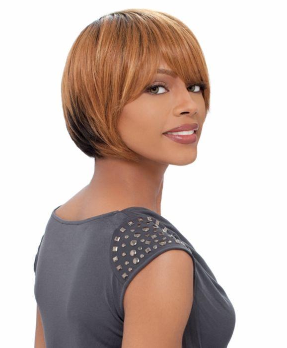 Sensationnel 100% Human Hair Bump Collection Wig - Vogue ...