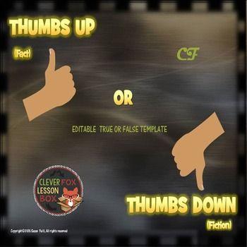 powerpoint template - true clever fox lesson box | teachers, Modern powerpoint