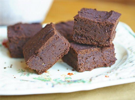 Candida Diet Friendly Brownies Stevia Sweetened Vegan Glutenfree Recipe