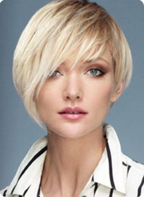 Coiffure dessange courte Haircut Kapsels, Korte