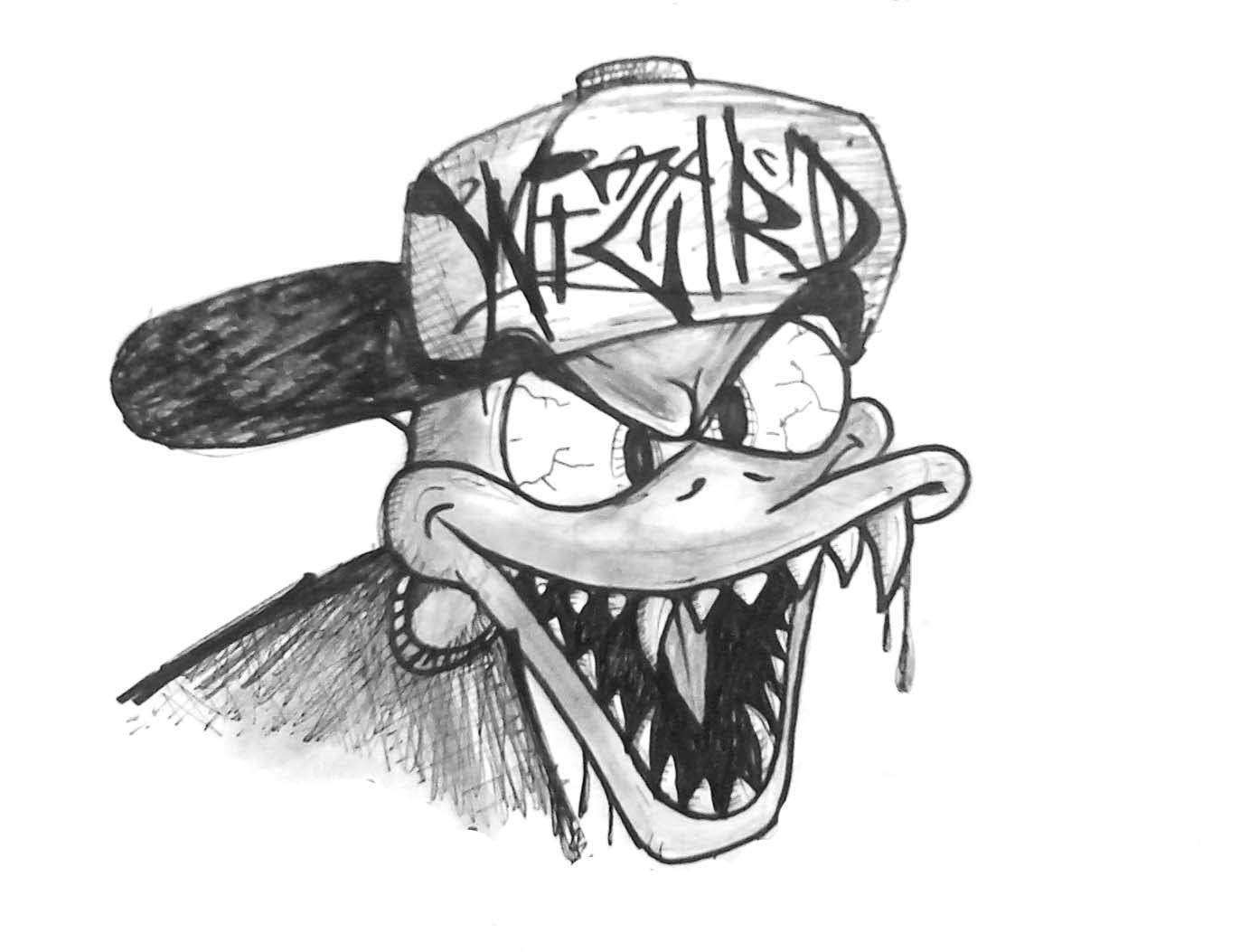 Uncategorized Drawing Donald Duck speed drawing a evil duck donald youtube youtube
