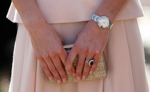 Steal Kate Middleton's Anniversary Style with These 5 Duchess-Worthy Watches - Yahoo Shine