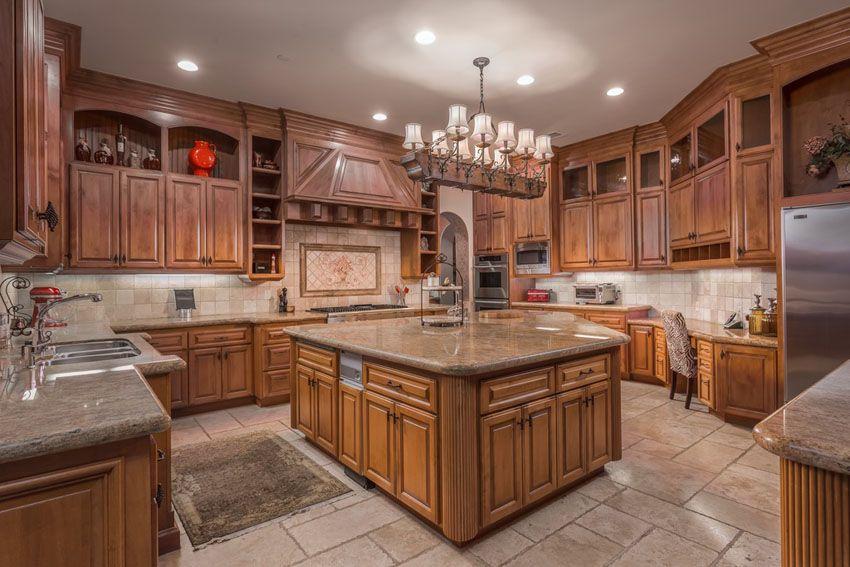 37 Craftsman Kitchens With Beautiful
