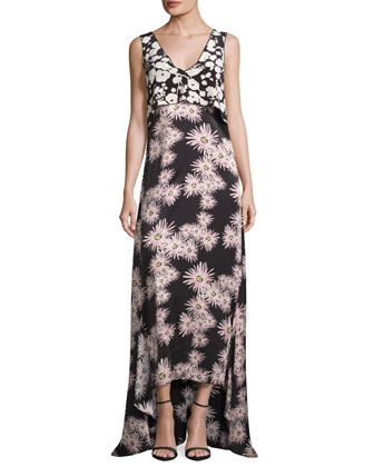 Neiman marcus evening maxi dresses
