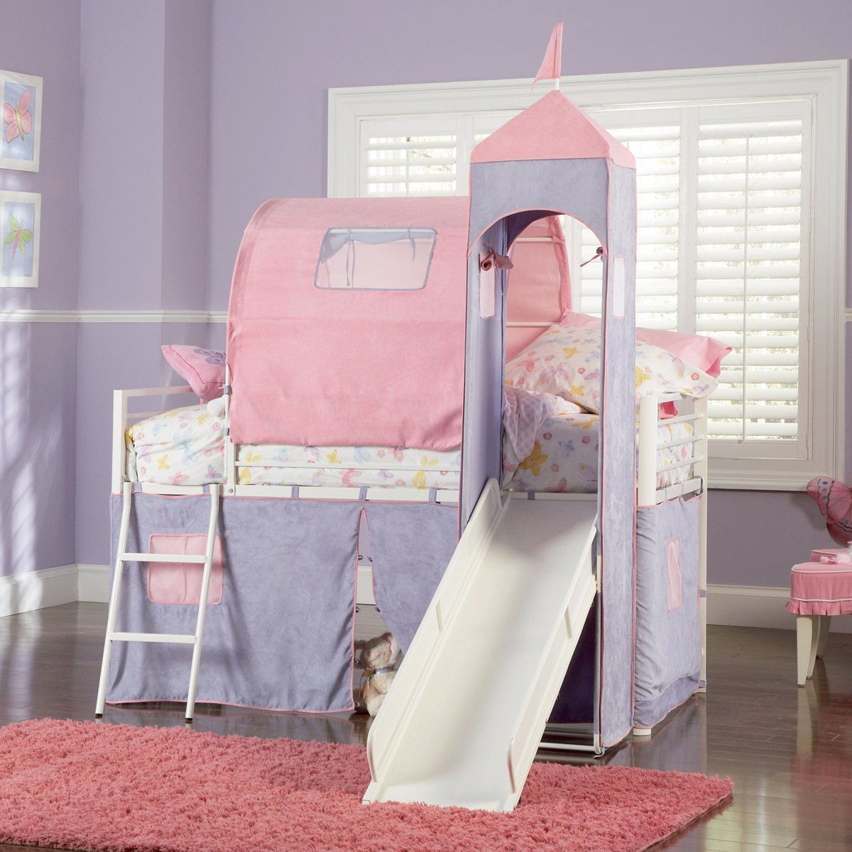 Best A Bed With A Slide Now What Kid Wouldn T Want That 400 x 300