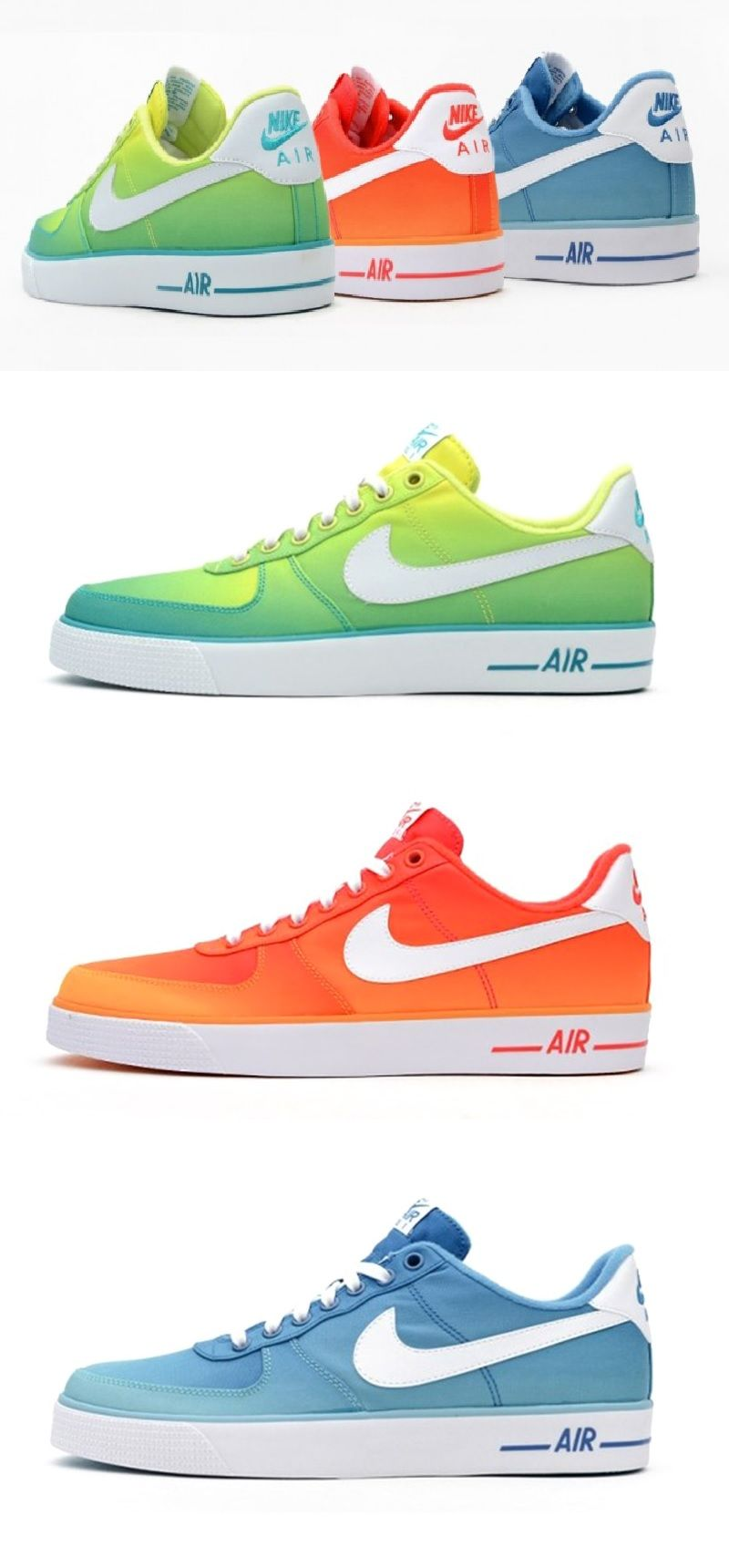 save off 1c32c 6985a Nike Air Force 1 AC  Gradient Pack