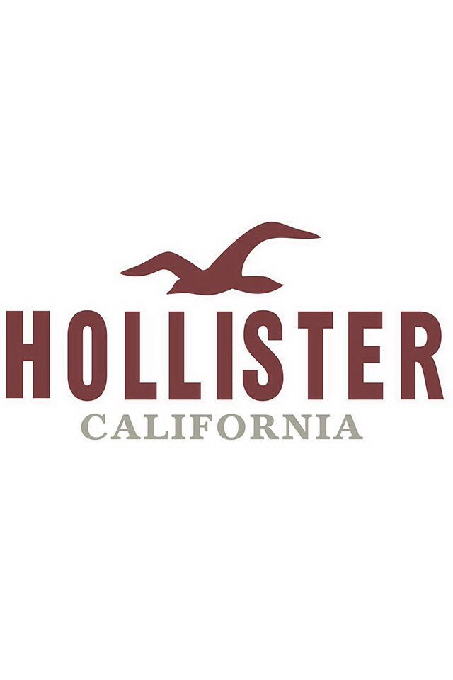 Hollister wallpapers in 2019 hollister logo - Abercrombie and fitch logo wallpaper ...