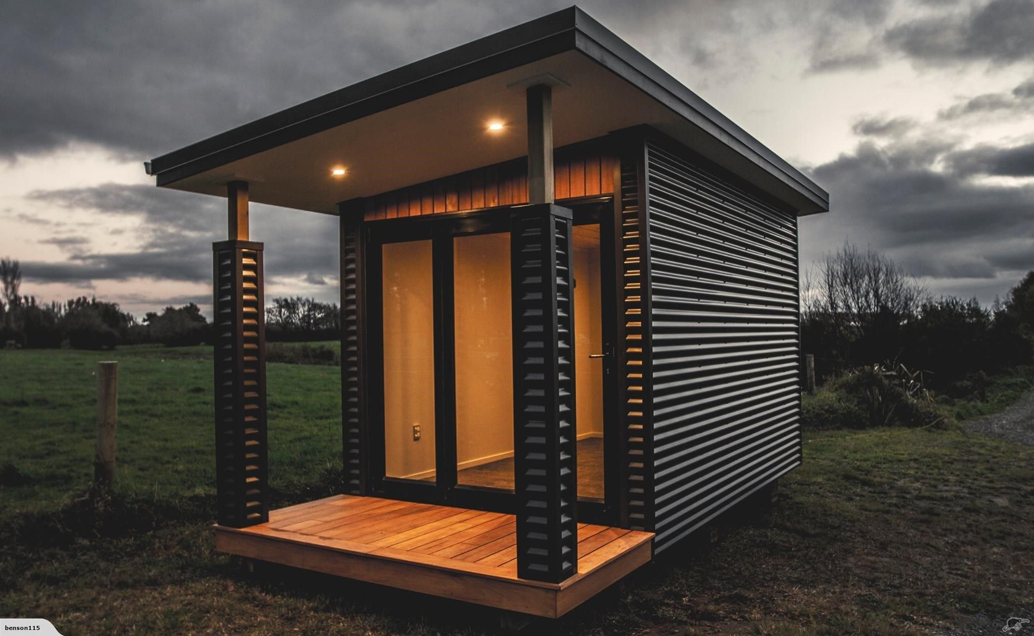Transportable Room / Sleepout | Trade Me | Portable ...