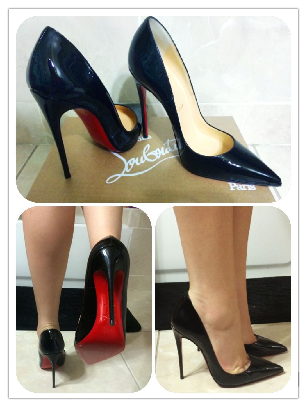 174dd7cd5698 Christian louboutin So Kate 120mm Classic perfection. I have to say though  they are extremely