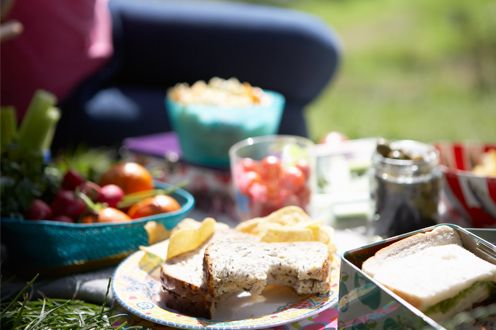 How to Throw an Old-Fashioned Picnic 84