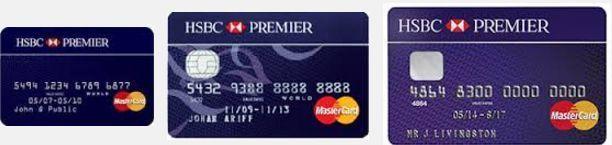 Solicitar Cartão de Crédito HSBC Premier Mundial MasterCard