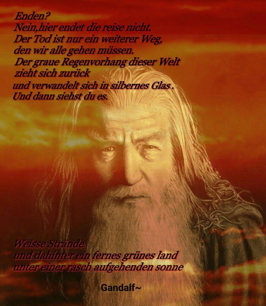 Gandalf Herr Der Ringe Zitate Herr Der Ringe Zitate