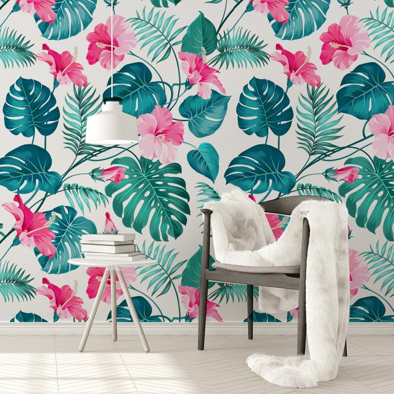 Stay With Me Papel Tapiz Floreado Wallpaper Flowers Match