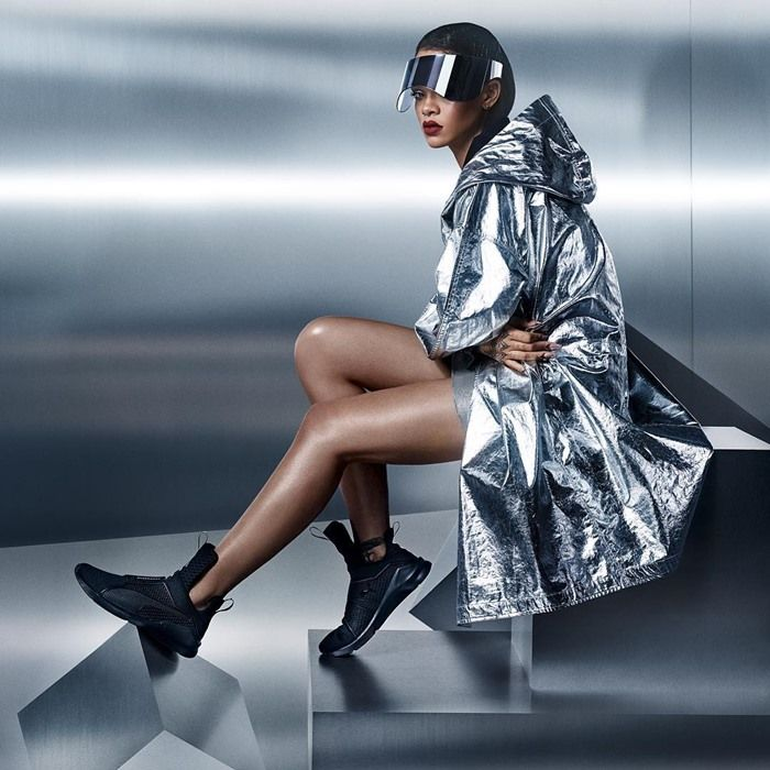 puma rihanna fierce
