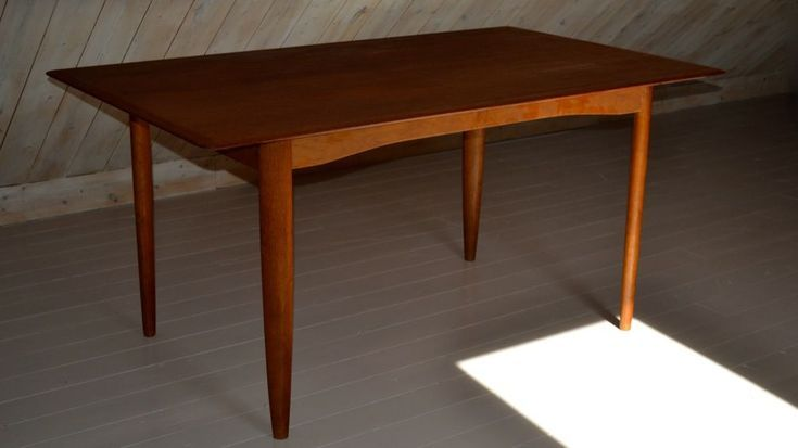 Dining Table Extendable Panosundaki Pin