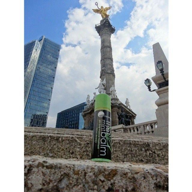 "¡El ""Mint Balm"" viaja al Ciudad de México!"