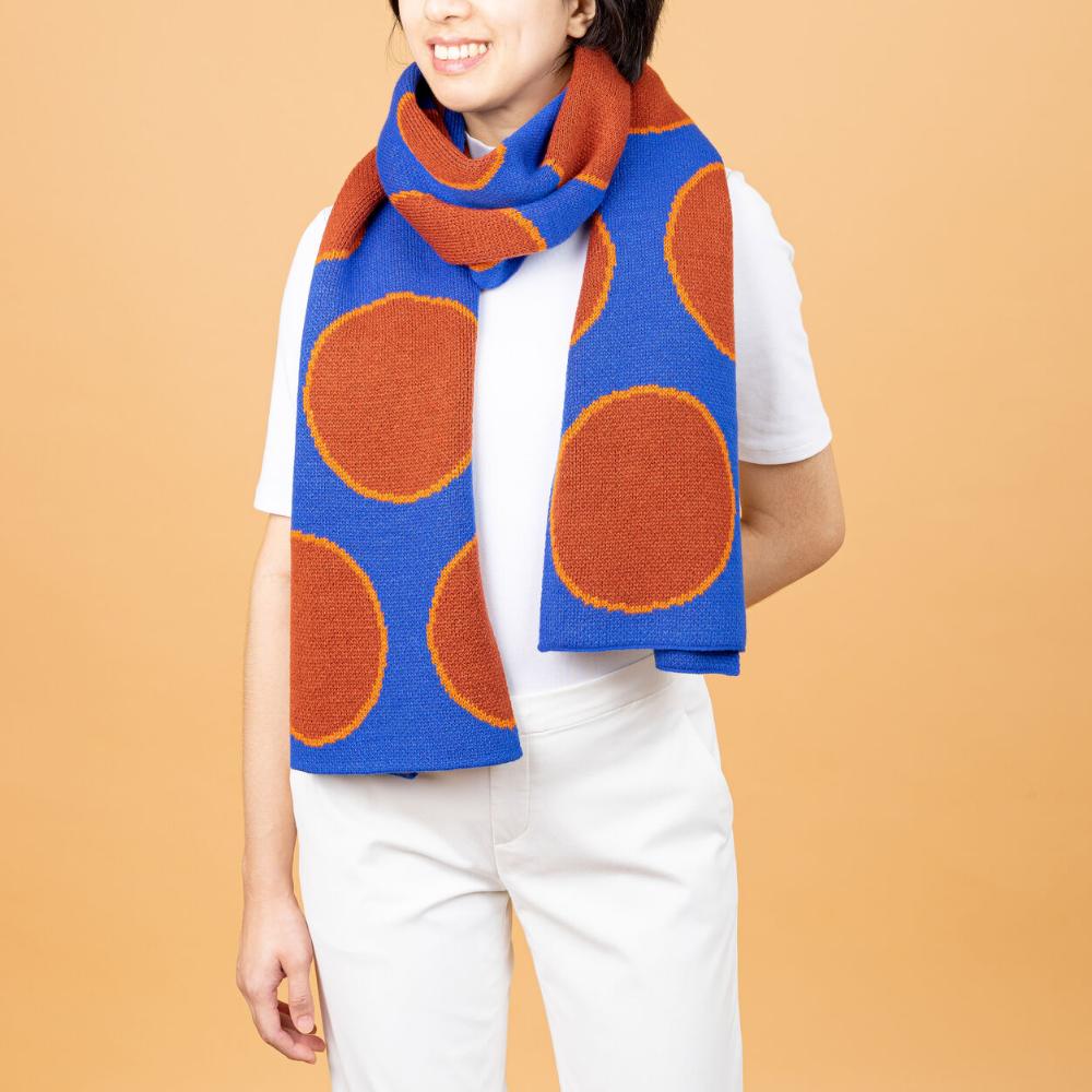 Verloop Eclipse Scarf   Scarf, Clothes, Warm scarf