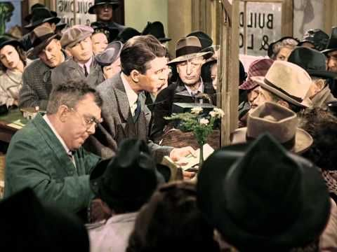 Its A Wonderful Life Colorized Version Hd Part