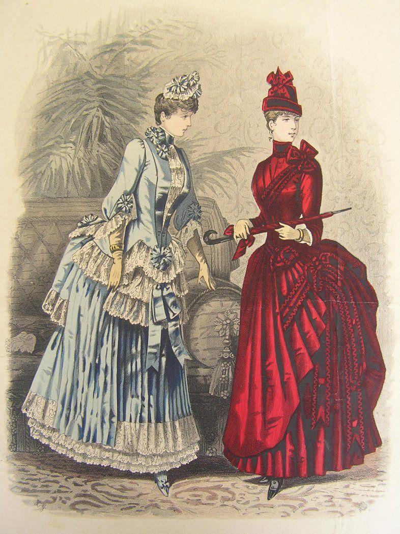 1888 fashion plate