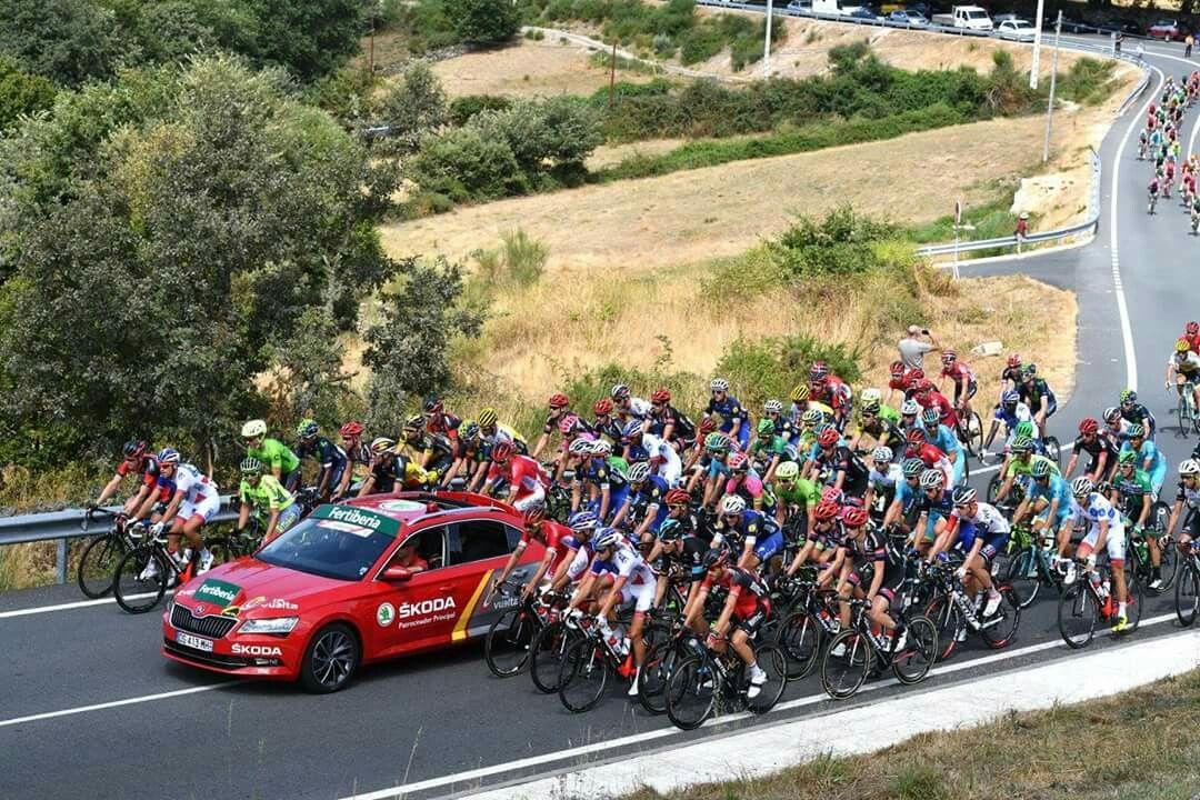 Vuelta a España stage 7