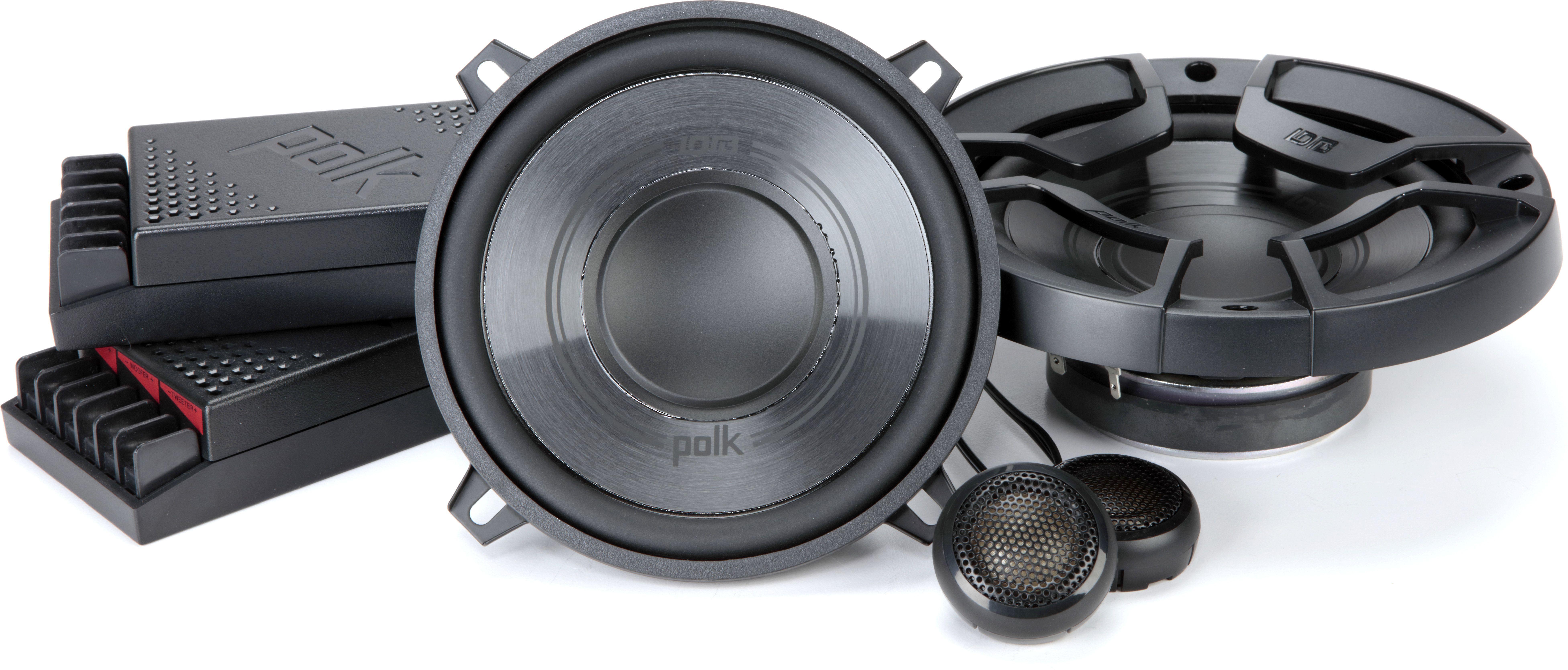 Polk Audio DB 5252 DB+ Series 5-1/4 component speaker system #componentspeakers