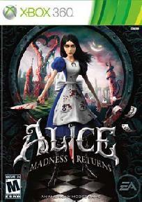 Brand New Xbox 360 - Alice: Madness Returns