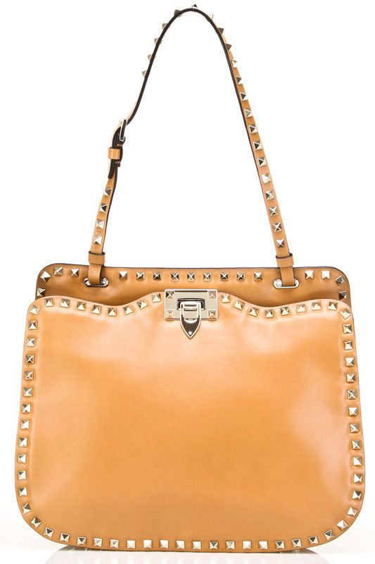 Love this Valentio Studded Leather Bag