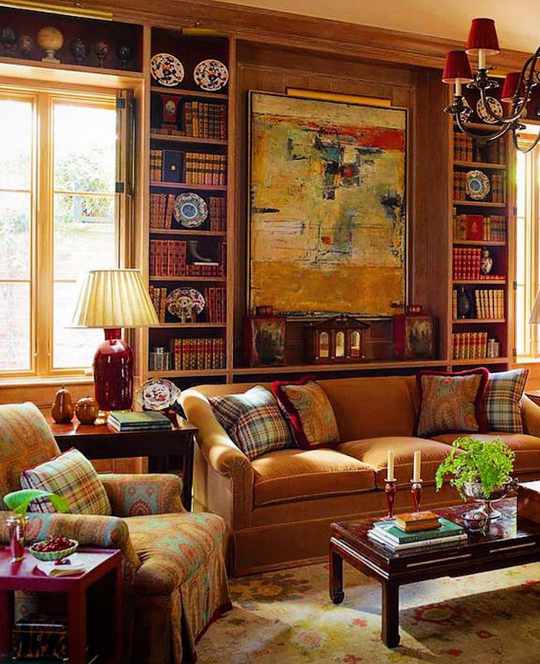 Home Librarydesign Ideas