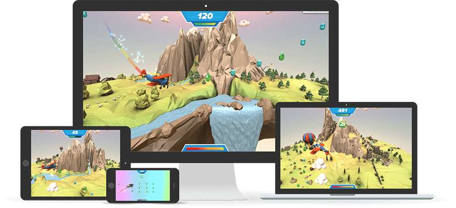 PlayCanvas | 3D HTML5 & WebGL Game Engine | 3D | Game engine