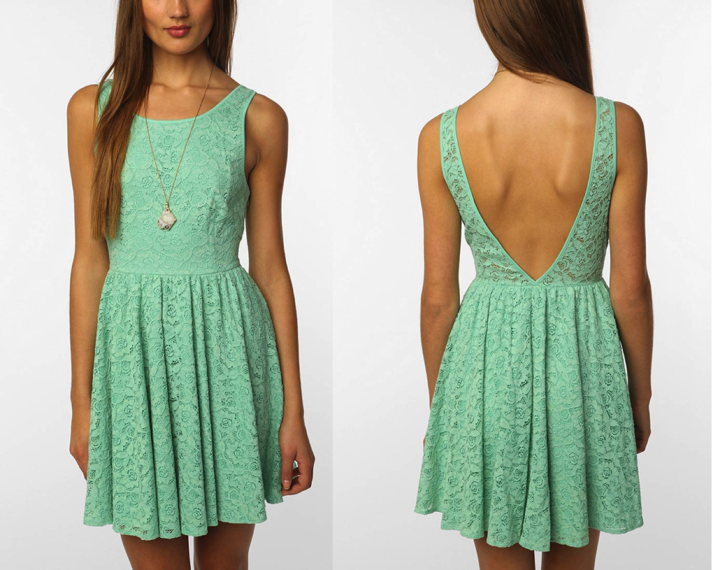 pins and needles dress- urban outfitters