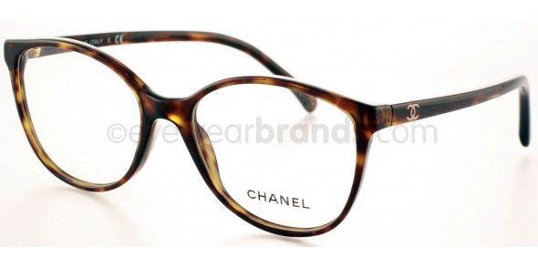 f607a2582c Chanel CH 3213 Chanel CH3213 714 HAVANA Chanel Glasses