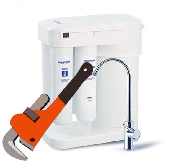 Bundle Aquaphor Morion Dwm101 Reverse Osmosis Water Filter