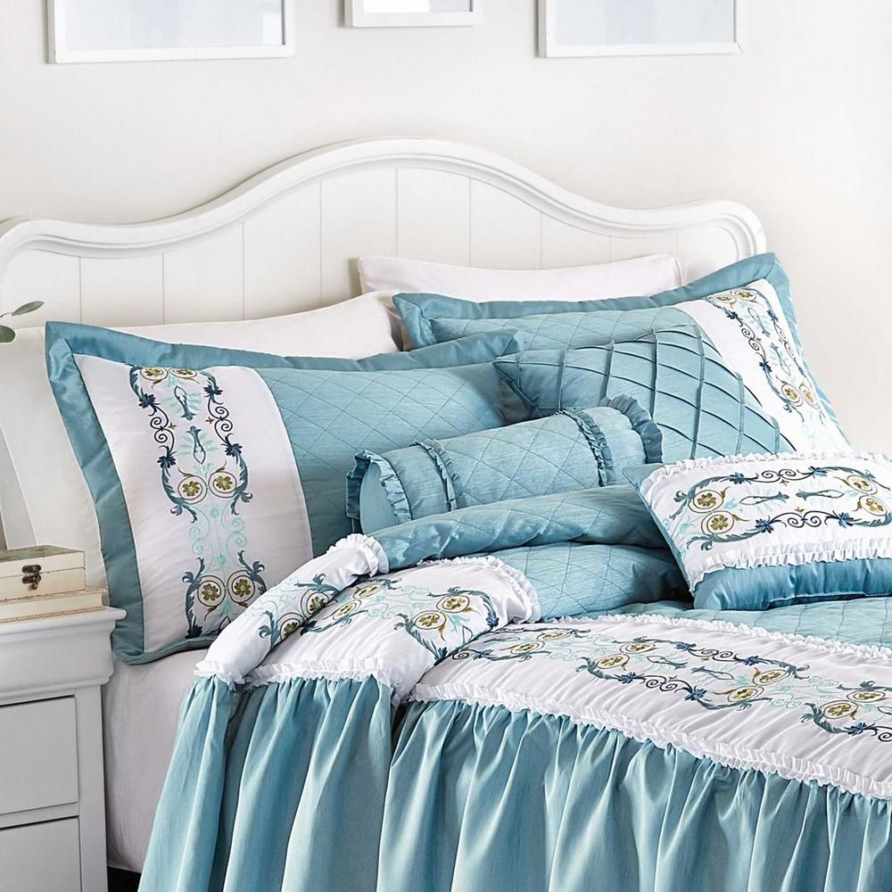 'Cynthia' Sham for 39.99 Bed, Home, Sweet home