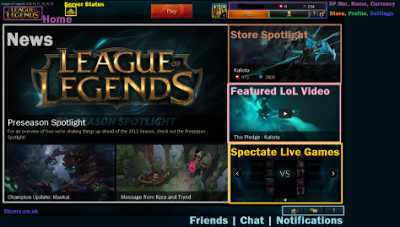 League of Legends PC Game Gameplay Cheat Codes, Tips, Tricks