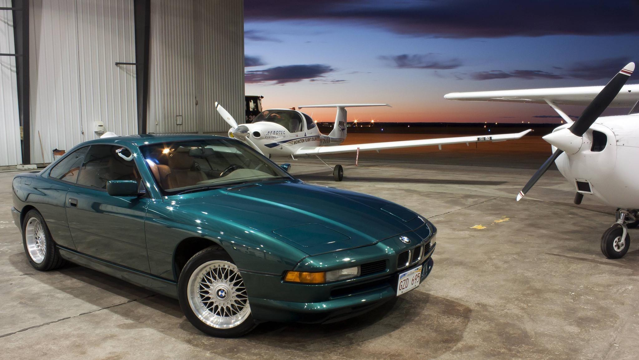 Bmw 850ci 6speed Dinan V12 2048x1156 Med Billeder