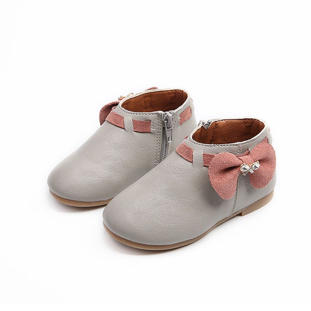 Suaves Zapatos De Cuero Del Bebé Unicornio 3-4 años VOTdy