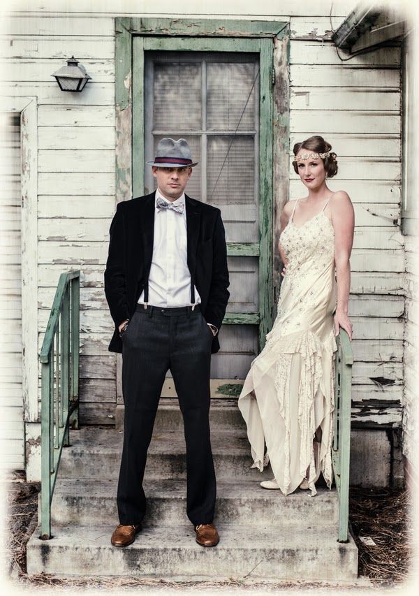 The Whiskey 'I Dos' | Wedding | 1920s wedding, Vintage groom