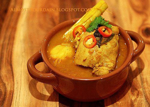 Malaysian Mamak Style Chicken Curry Kari Ayam Recipe Malaysian Food Malaysian Chicken Curry Malay Food