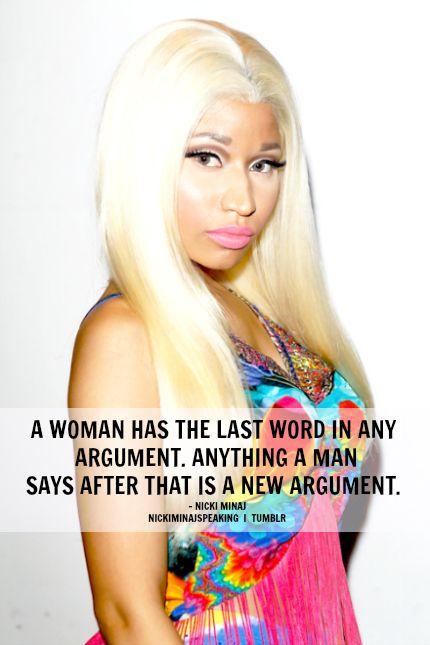 Nicki Minaj Quotes Nicki Minaj Quotes Diva Quotes Nicki Minaj