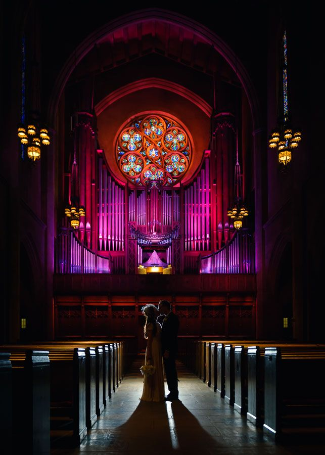 First Congregational Church Of Los Angeles Wedding