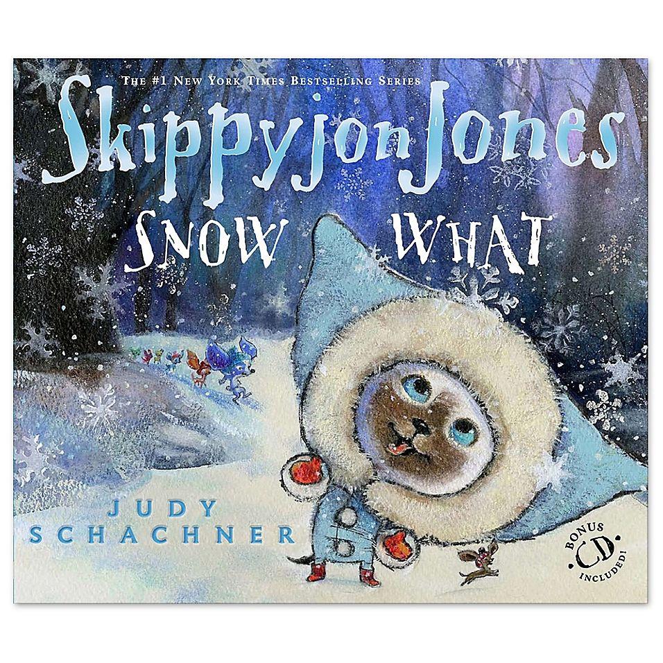 Skippyjon jones snow what book by judy schachner