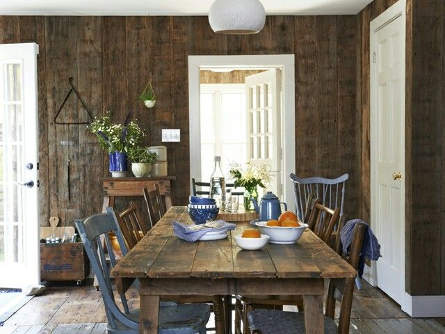 Kitchen via Country Living
