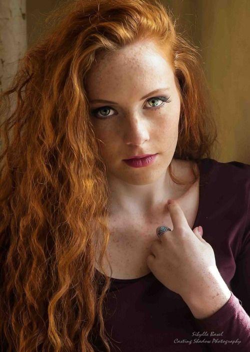 Tiny tit redheads