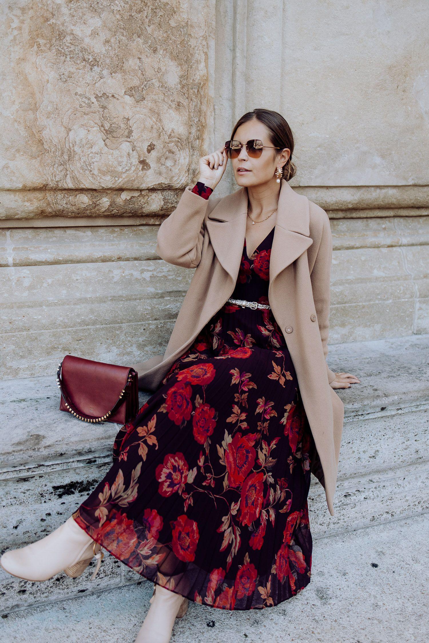 Ein Herbstlook in Naturtönen   Josie Loves   Modestil, Outfit ...