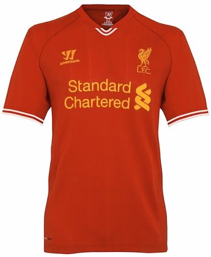 Leaked! The Liverpool home kit for 2013 2014  85d5d48df